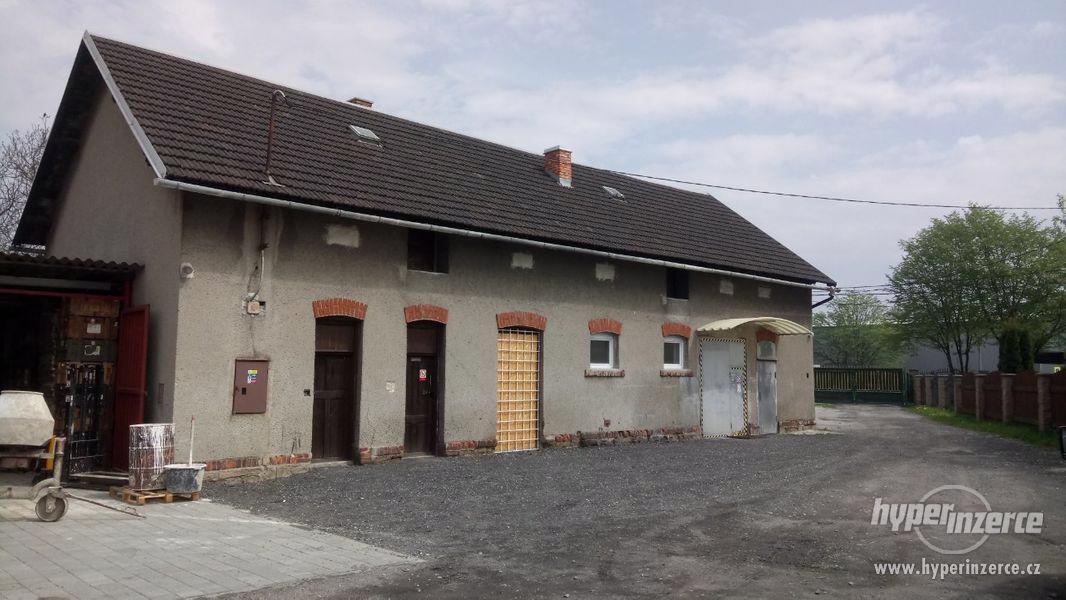 Prostory pro podnikání, 150 m2, Ostrava-Kunčicky