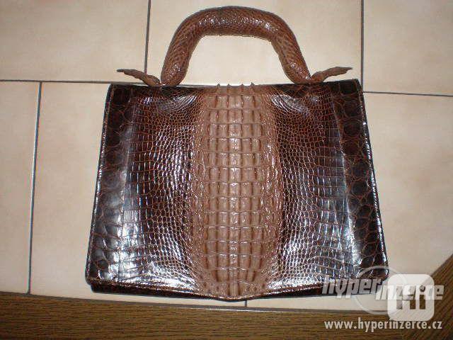 Prodám starožitnou kabelku