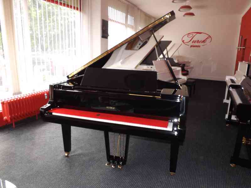 Klavír Petrof model IV - 165 cm.Záruka a doprava