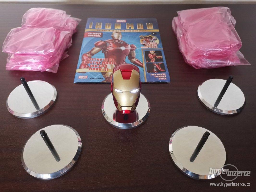 Podstavec Iron man De agostini - foto 1