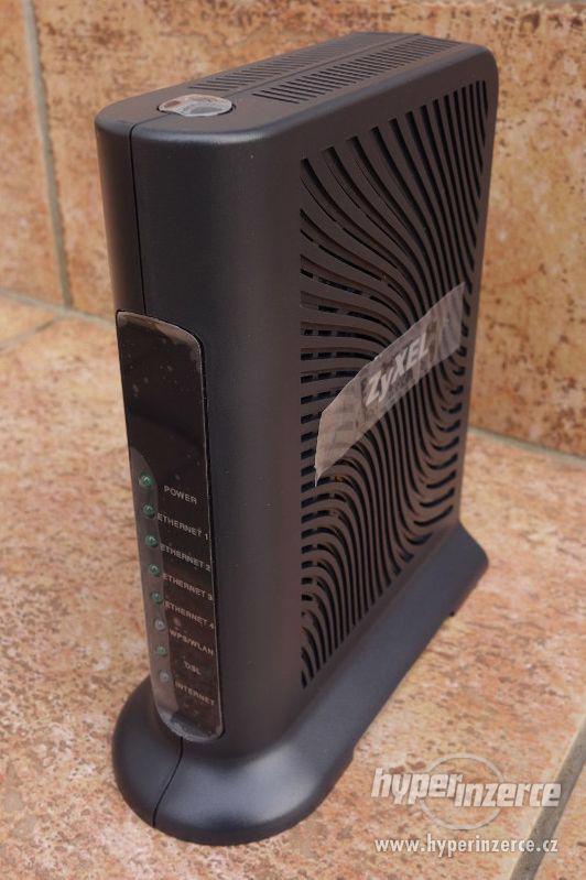 Modem/Wi-Fi router ZyXEL P-660HN-T3A
