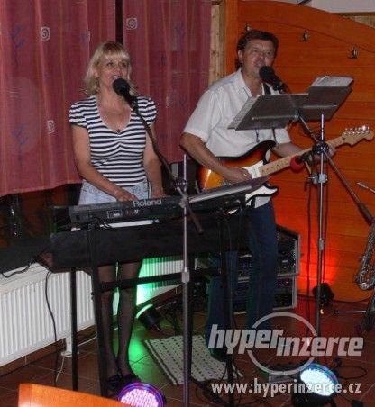 Kapela Brno Hodonín skupina METROPOL živá taneční hudba - foto 3