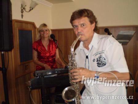 Kapela Brno Hodonín skupina METROPOL živá taneční hudba - foto 5