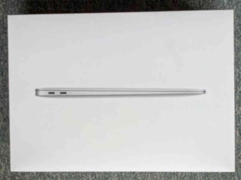 Apple MacBook Air 13 palců (256 GB SSD, M1, 8 GB) vesmírně š