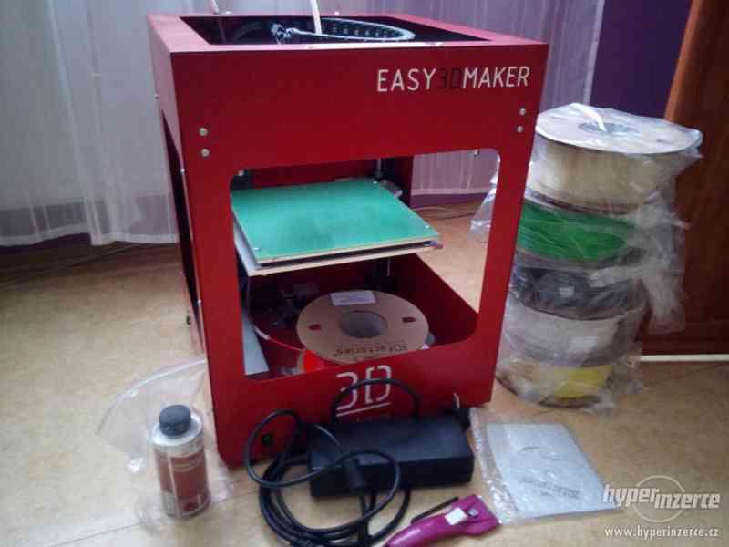 3D tiskára - foto 1