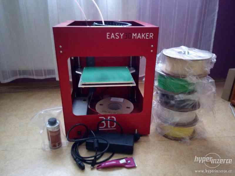 3D tiskára - foto 2