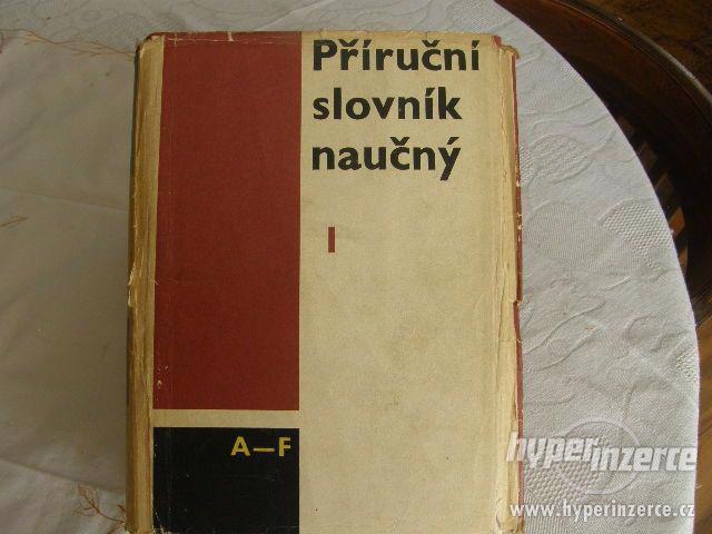 Příruční slovník naučný 1., 2., 3., a 4.díl - foto 2