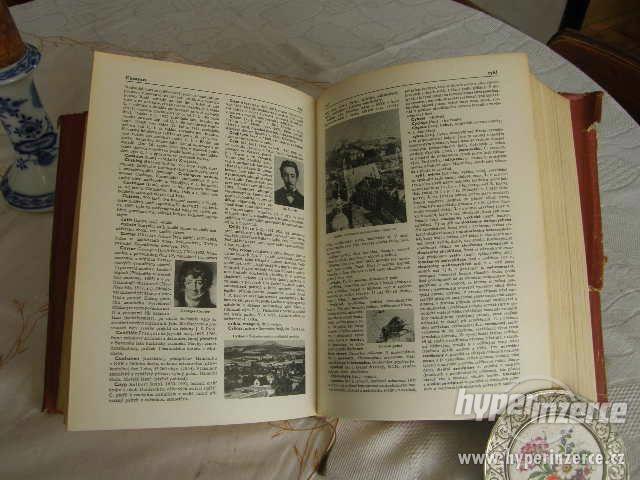 Příruční slovník naučný 1., 2., 3., a 4.díl - foto 4
