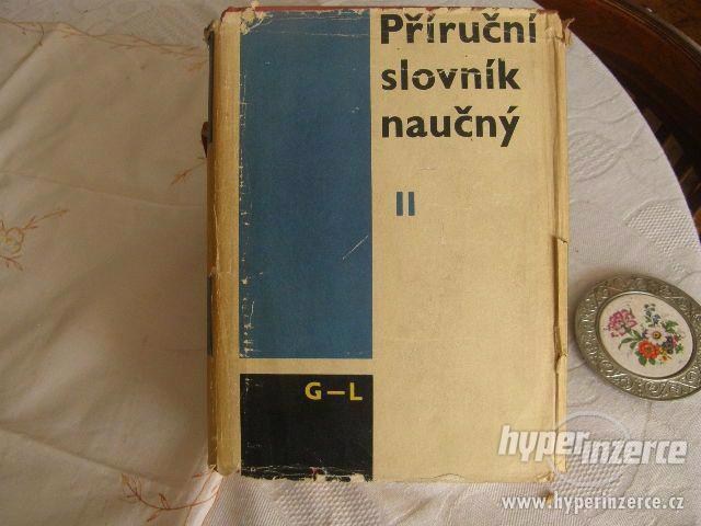 Příruční slovník naučný 1., 2., 3., a 4.díl - foto 5