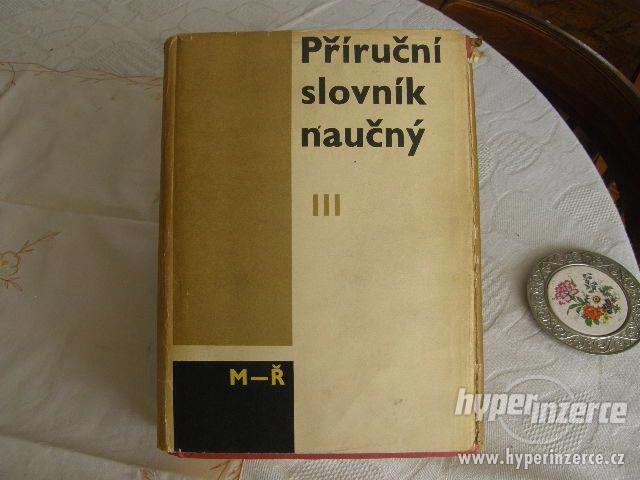 Příruční slovník naučný 1., 2., 3., a 4.díl - foto 6