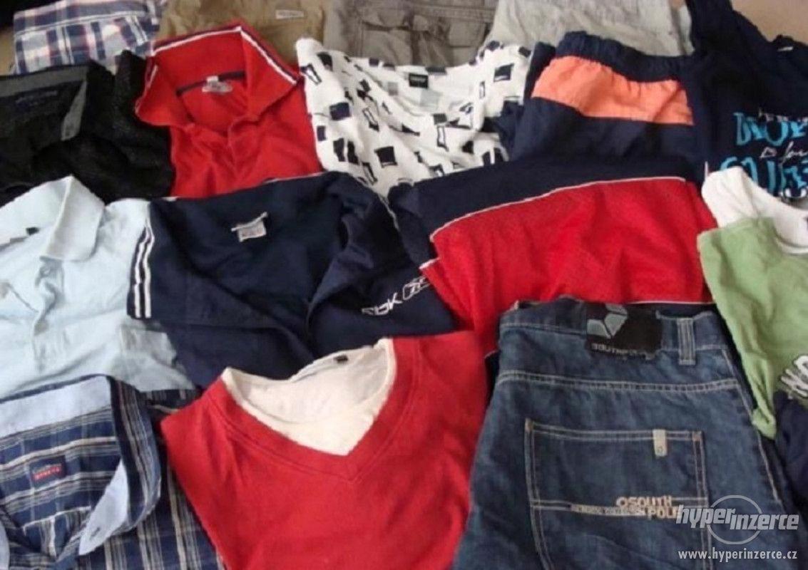 Pánské oblečení XL-XXXL - foto 1