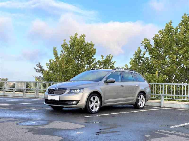 Škoda Octavia, Elegance 1.6 TDi, 4x4, Navi, 2014 - foto 1