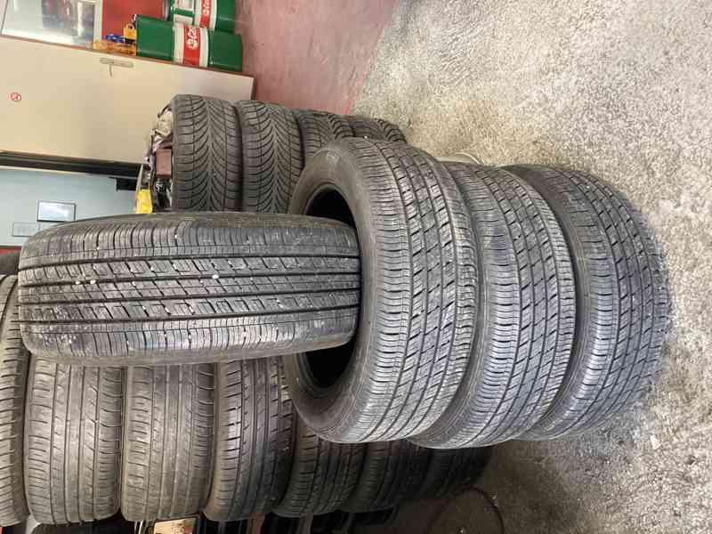 letni pneumatiky 215 55 17 nexen - foto 1
