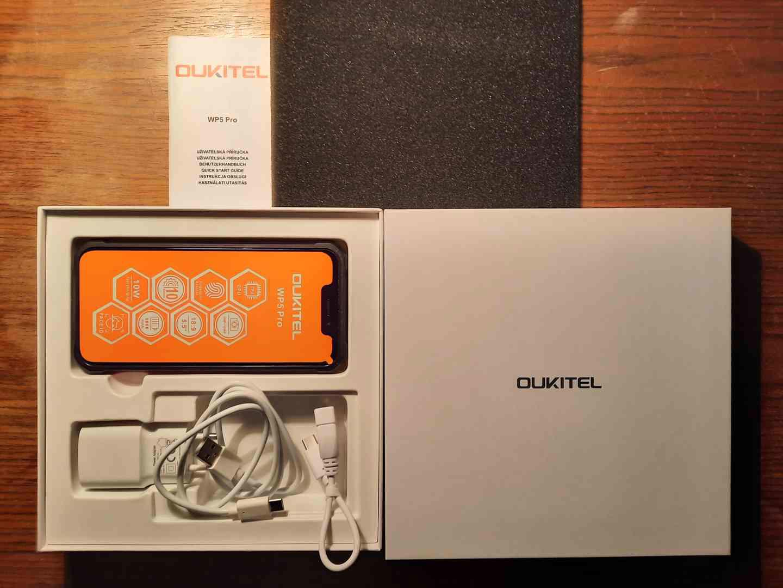 Oukitel WP5 Pro, 4GB/64GB, Black - foto 1