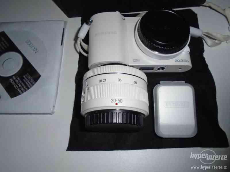 Samsung NX 1000 - foto 4