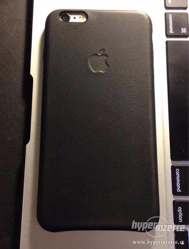 Ochranné kožené pouzdro na iPhone - foto 1