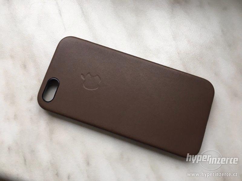 Ochranné kožené pouzdro na iPhone - foto 3