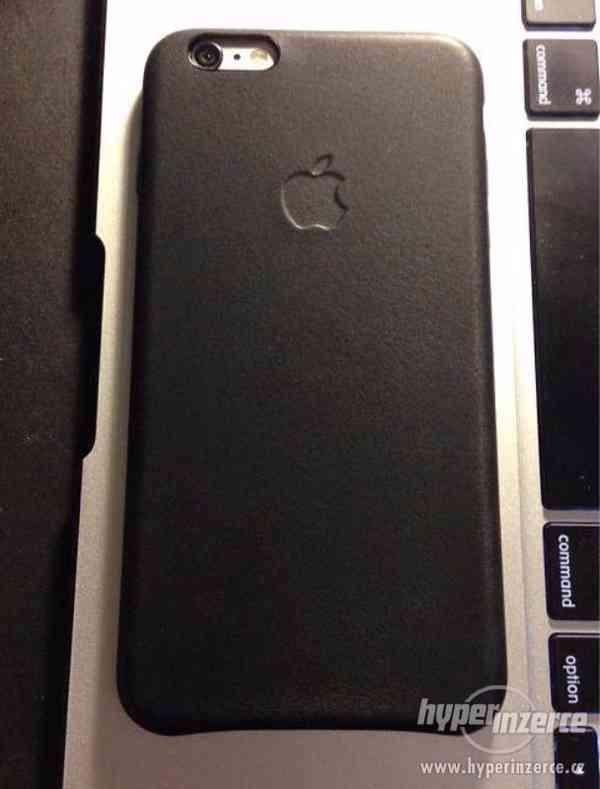 Ochranné kožené pouzdro na iPhone