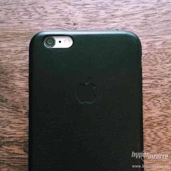 Ochranné kožené pouzdro na iPhone - foto 4
