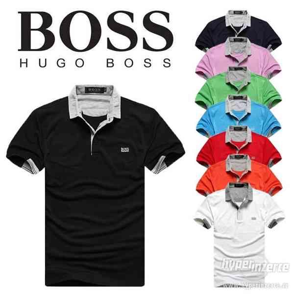 Nabízíme spoustu značkového oblečení- Hilfiger,H. Boss, Polo - foto 3