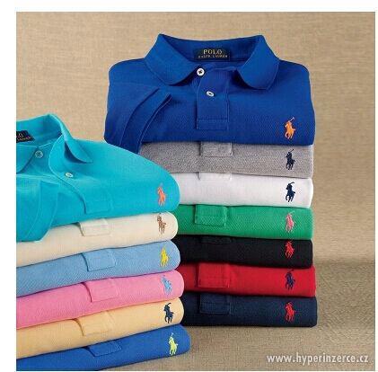 Nabízíme spoustu značkového oblečení- Hilfiger,H. Boss, Polo - foto 10