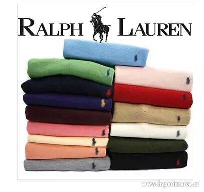 Nabízíme spoustu značkového oblečení- Hilfiger,H. Boss, Polo - foto 11
