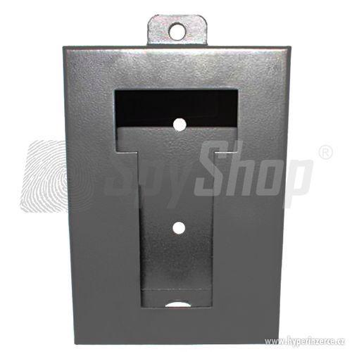 Ochranná kovová skříňka pro fotopasti fotopast - foto 1