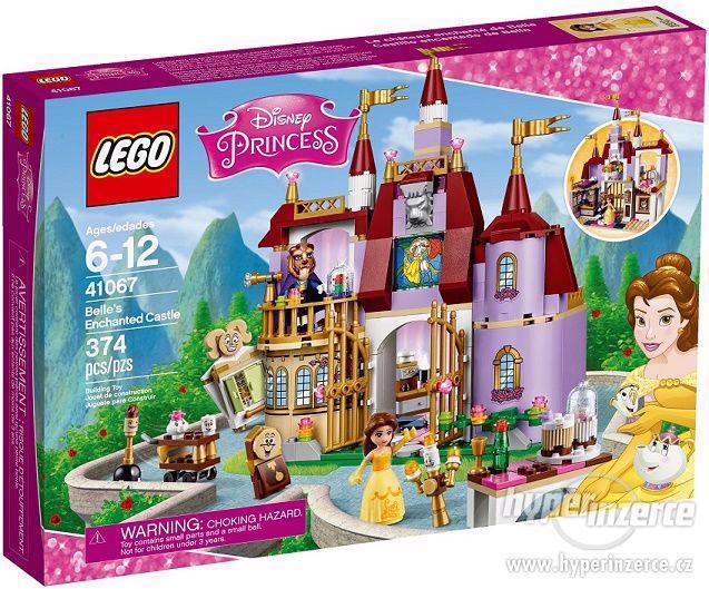 LEGO 41067 DISNEY PRINCEZNY Bella a kouzelný hrad