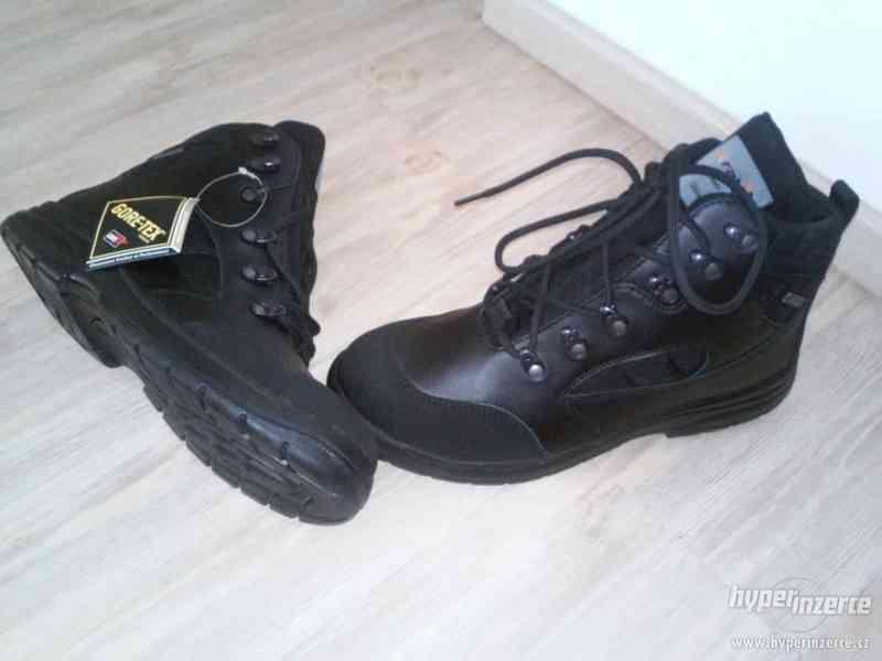 Kotníková goretexová obuv, Goretexové boty celoroční