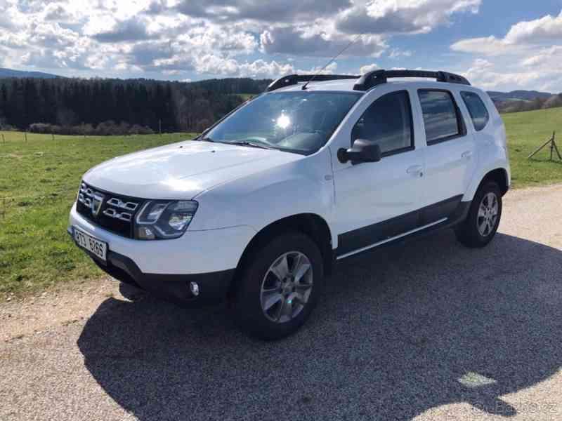 Dacia Duster 1.6, r. v. 2014, LPG
