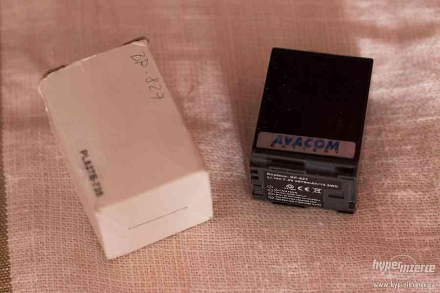 Avacom Baterie BP-827 pro Videokamery