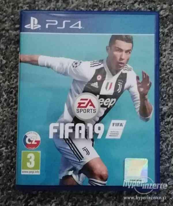 Fifa 19 pro PS4
