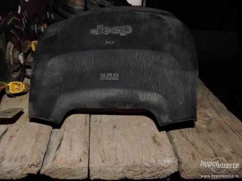 Jeep Grand Cherokee Airbag