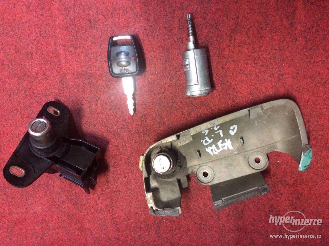 zámky s klíčem DO na Opel Astra G - Géčko - foto 1