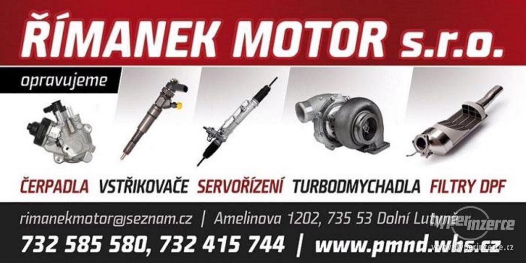 Vysokotlaké palivové čerpadlo BMW CP4 0445010634 0986437429 - foto 2