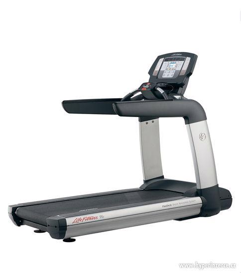 Běžecký pás Life Fitness 95T INSPIRE Elevation Series