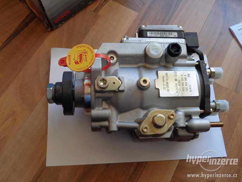 Naftové vstřikovací čerpadlo FORD MONDEO III - BOSCH - VP 44