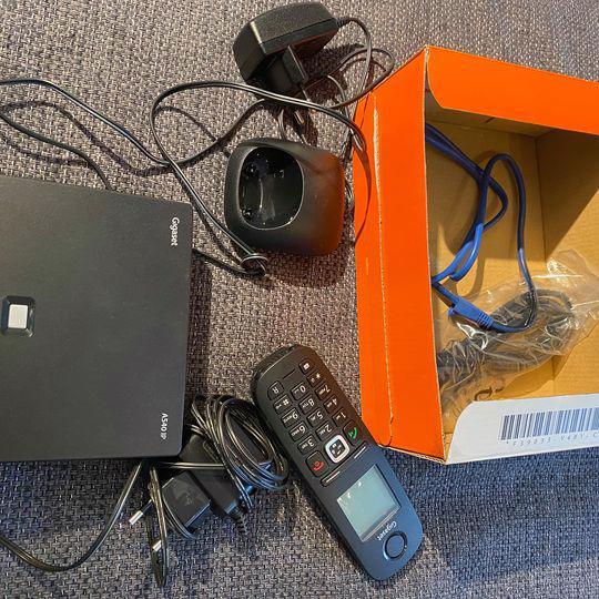 Bezdrátový IP telefon - foto 6