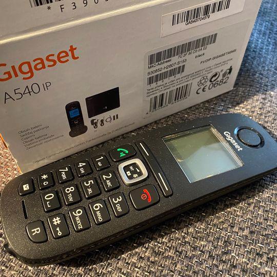 Bezdrátový IP telefon - foto 7