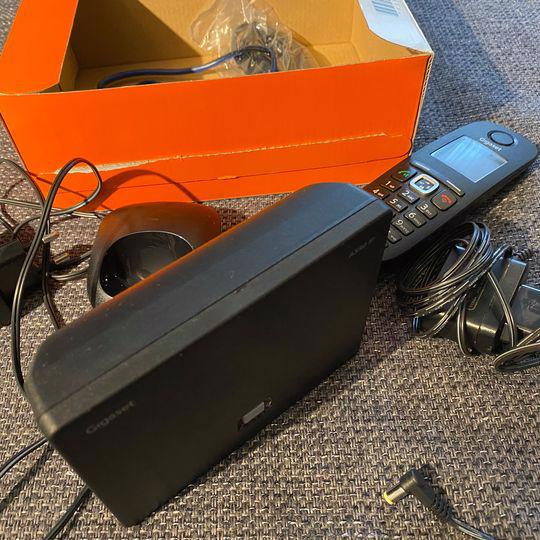 Bezdrátový IP telefon - foto 5