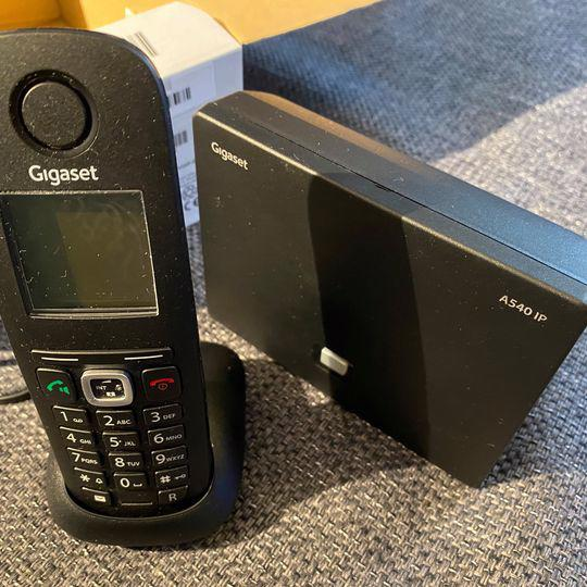 Bezdrátový IP telefon - foto 2