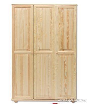 Skříň z masivního dřeva SF 119 - foto 17