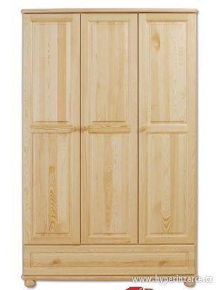 Skříň z masivního dřeva SF 119 - foto 19