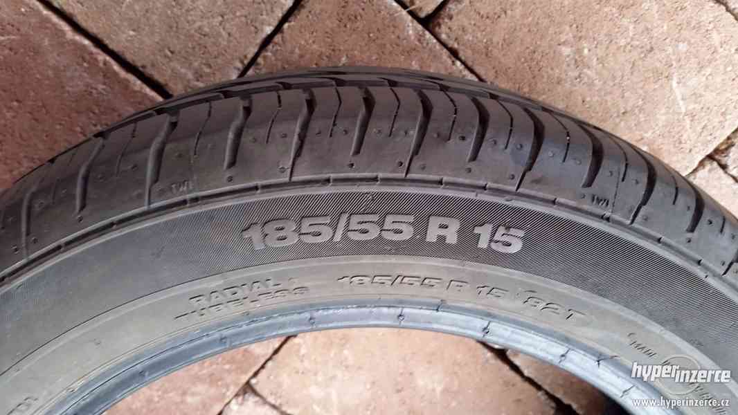Letní pneu Continental ContiPremiumContact 2 185/55 R15