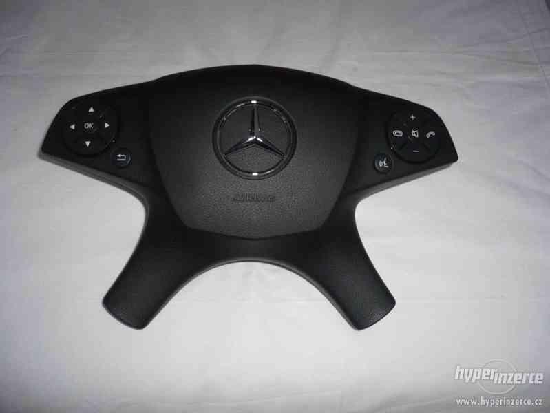 Mercedes C airbag řidiče nový - foto 1