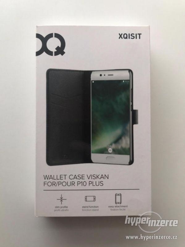 Pouzdro XQISIT - Huawei P10 Plus, Black
