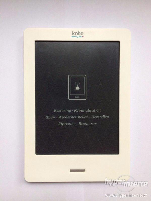 Kobo Touch čtečka elektronických knih - foto 2