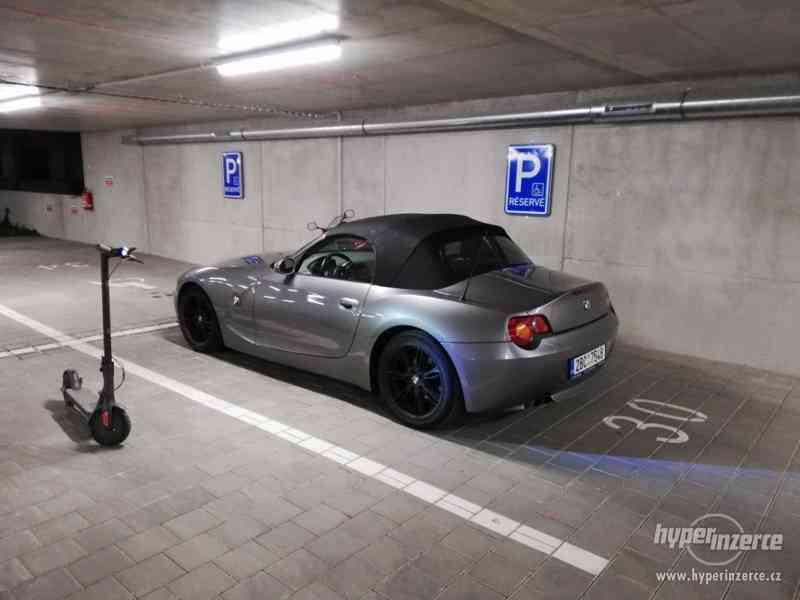 Parkovací stání - Motorka, IBC, adresa Milady Horákové 23 - foto 2
