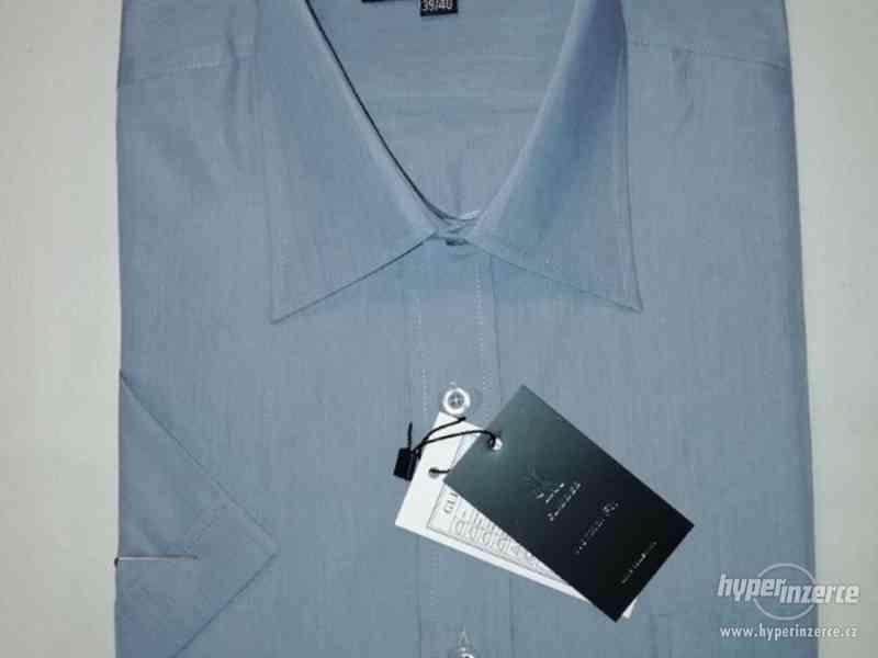 Nové pánské košile