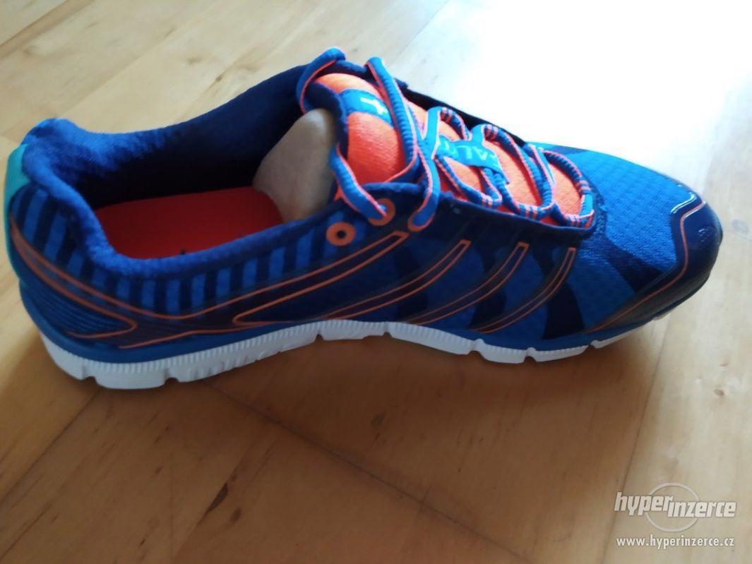 Silniční běžecké boty Salming Miles Men 43 1/3 EUR (8.5UK) - foto 1